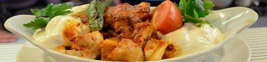 Efes Turkish Cuisine: My favorite chicken dish