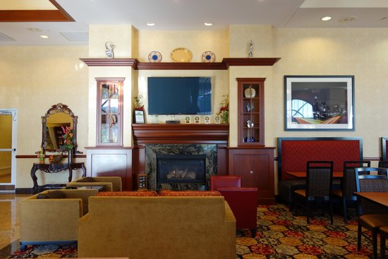 Homewood Suites by Hilton Edgewater - NYC Area : Reception area
