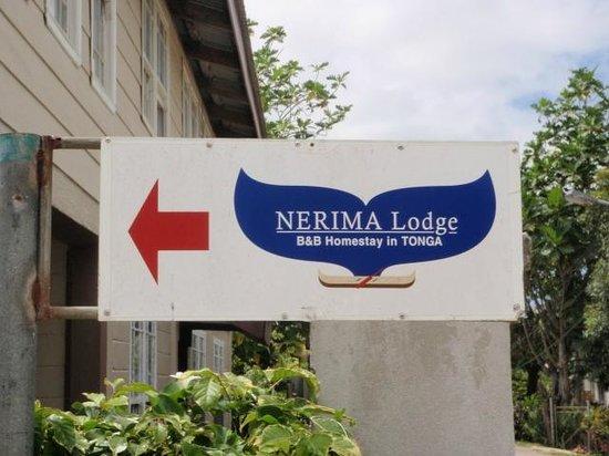 Nerima Lodge: SIGN OF NERIMA