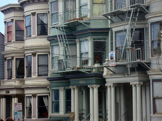 Haight Street: Weniges auch normal 2