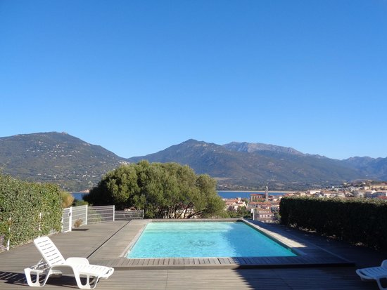 Residence Terra Thea: La piscine
