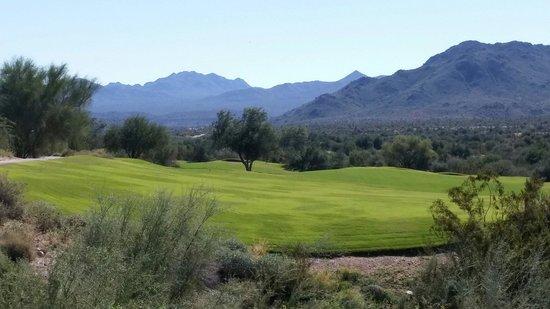 Quintero Golf Club: Quintero heaven.