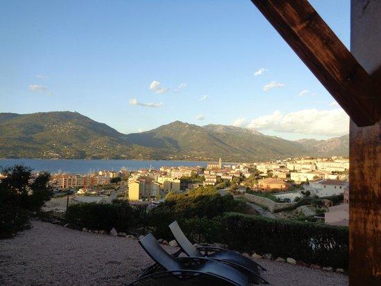 Residence Terra Thea: La vue de notre terrasse