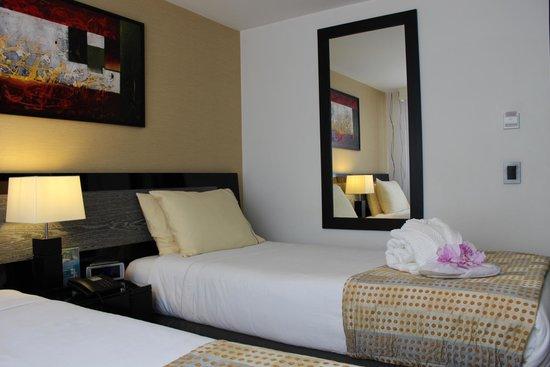 Hotel Bogota Expocomfort: Habitación Standar