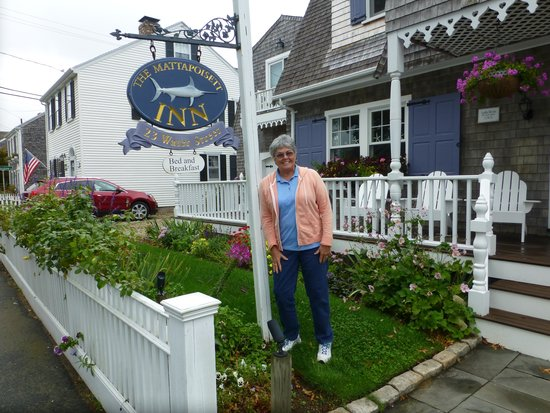 The Mattapoisett Inn: Can't wait to visit again!