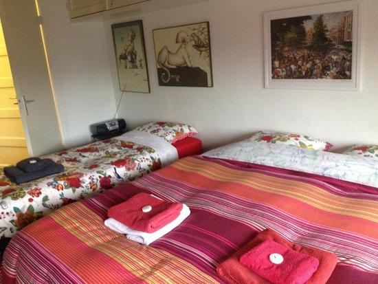 Xaviera Hollander's Happy House: Suite mansarda