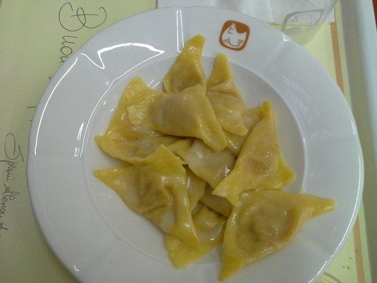 Vecchia Scuola Bolognese: piatto 2