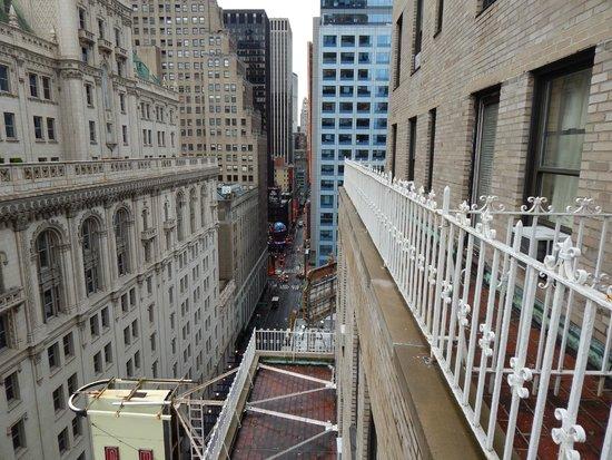 Hotel Carter: vista do hotel
