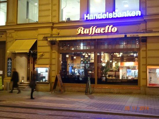 Raffaello ravintola