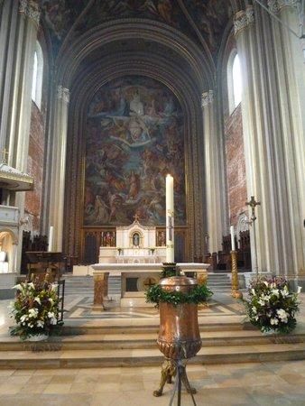 Ludwigskirche: Interior de la iglesia