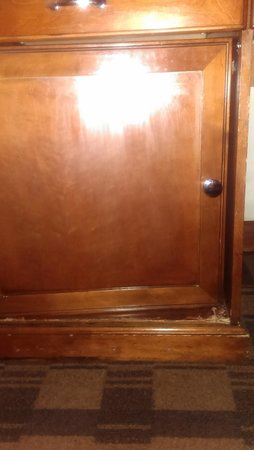 Wyndham Philadelphia - Mount Laurel: Needs new furniture