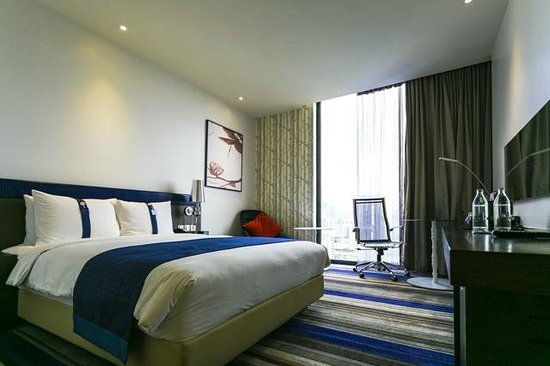 Holiday Inn Express Bangkok Siam: Double bed room