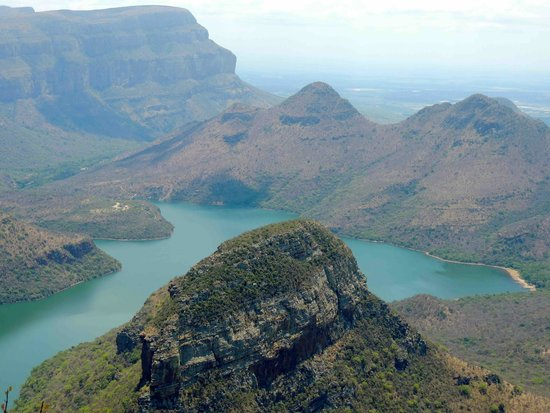 Blyde River Canon - Picture of Blyde River Canyon Nature ...