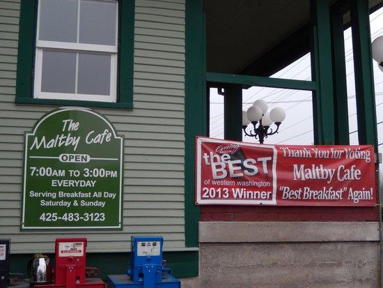 Maltby Cafe: Best in Western Washington