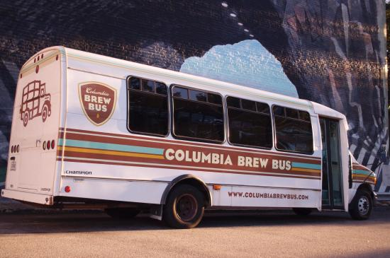 ‪Columbia Brew Bus‬