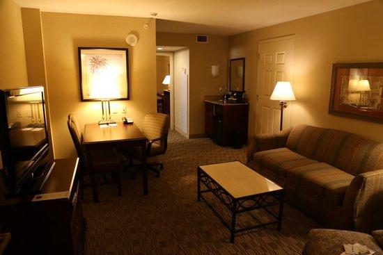 Embassy Suites by Hilton Orlando - International Drive / Convention Center: Ingresso della suite