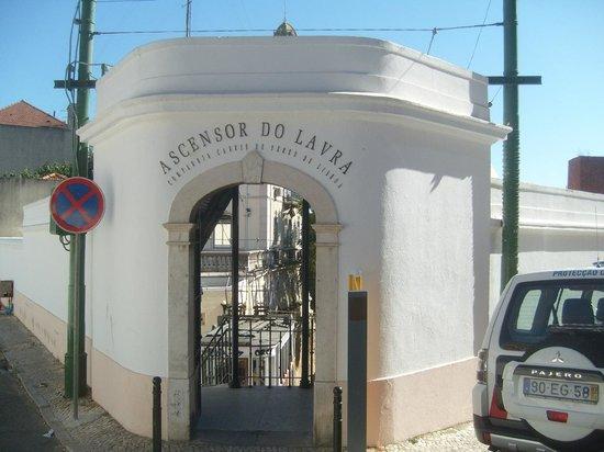 Elevador do Lavra