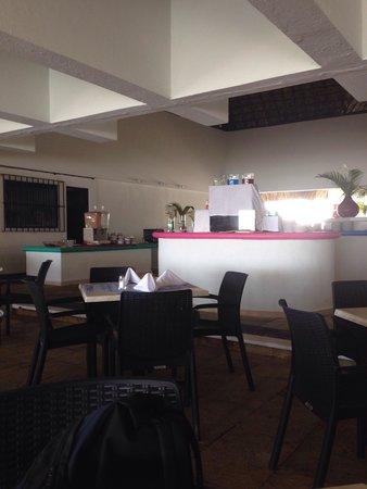 Park Royal Huatulco: Restaurant Club de Playa