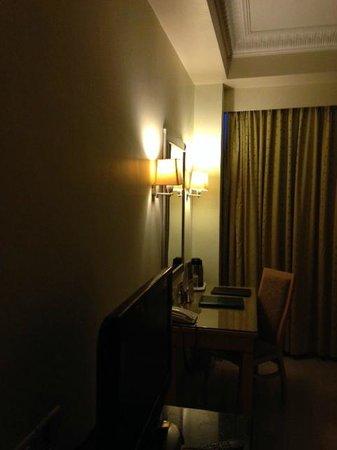 Quality Inn Sabari: Room