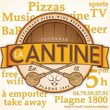 La Cantine, Plagne 1800