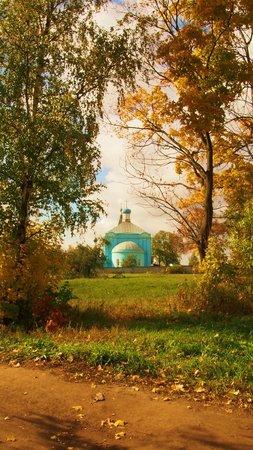 Znamensky Temple