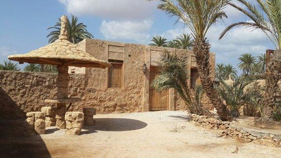 Saudiarabien: Old village
