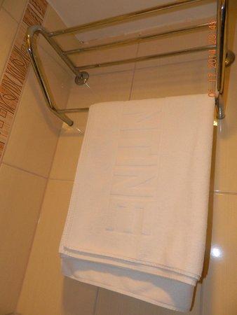 The Constantine Hotel: bathroom