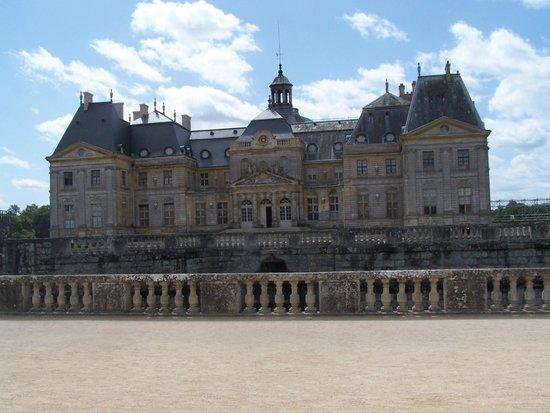 L 39 interieur picture of chateau de vaux le vicomte for Interieur france