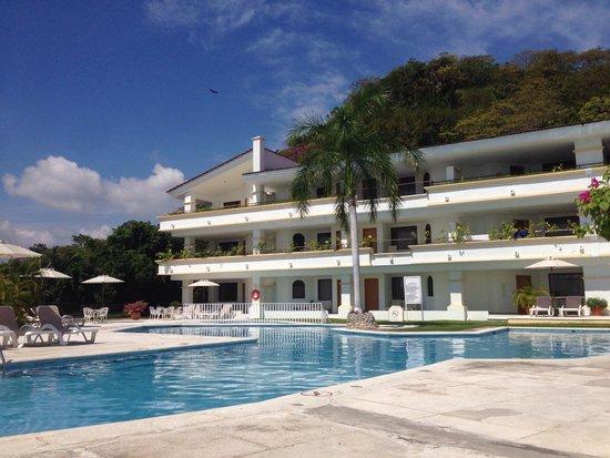 Park Royal Huatulco: 7th floor's pool