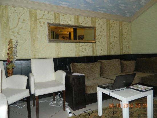 The Constantine Hotel: Reception