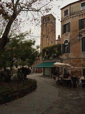 Chiesa di San Giacomo dell'Orio: tranquil