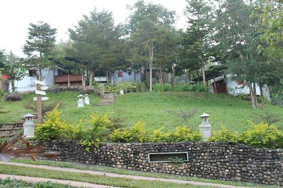 The Postcard Resort : สนาน