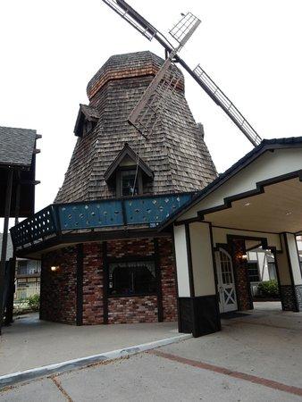 Days Inn Solvang / Buellton: le moulin