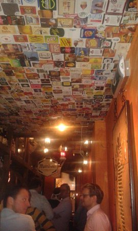 De Trollekelder: The new part of the bar