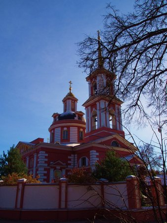 Church of St. Sergius of Radonezh