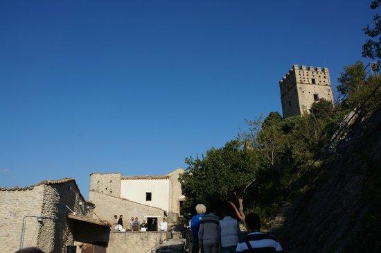 Castello di Roccascalegna: La Rocca