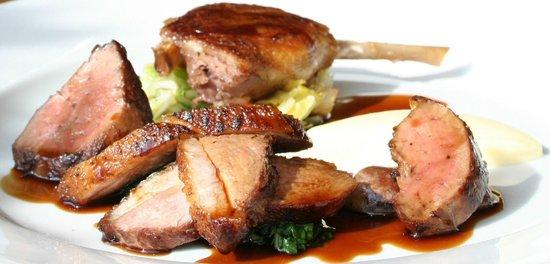 Samuel Fox Country Inn Restaurant: Fine food