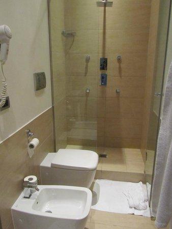 Roma Dreaming: Salle de bain