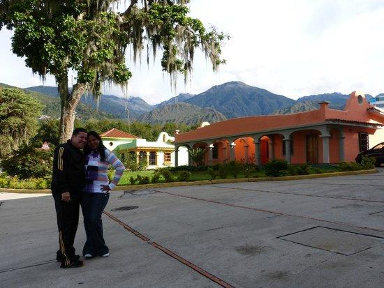 Hotel Escuela Prado Río : hermosas cabañas