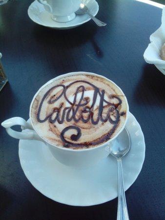 Carlotta e i Suoi Dolci: Cappuccino !!!!!