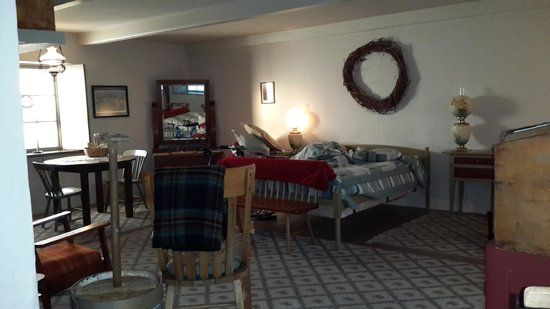 Inn at Weston Landing: Irish Room