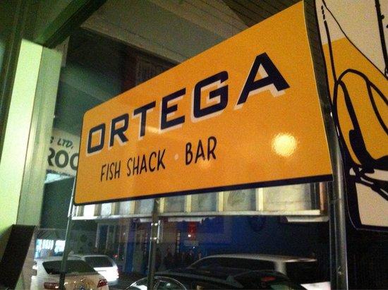 Ortega Fish Shack: Best fish in town!