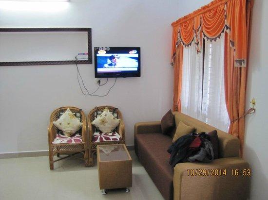 Periyar Villa Home Stay: The room