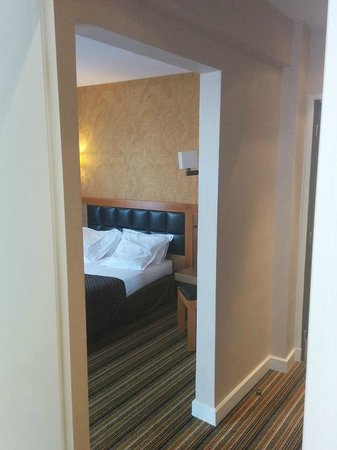 Hotel Bellevue: Room/suite