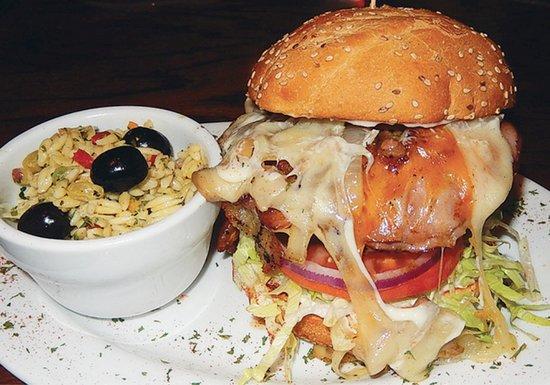 Adventures Pub & Spirits: Hippo Burger
