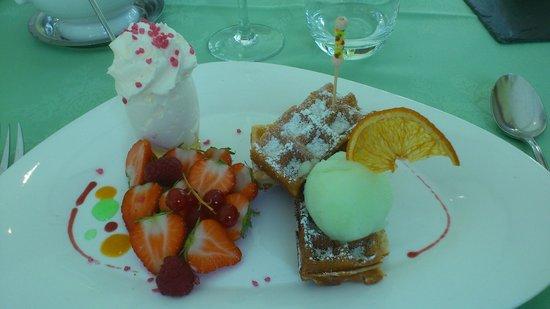 L'Oree des Bois: Dessert