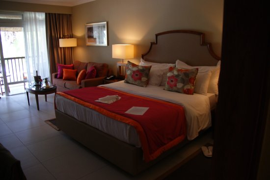 Sands Suites Resort & Spa: la chambre
