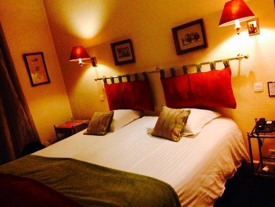 New Orient Hôtel : Номера уютные и романтичные