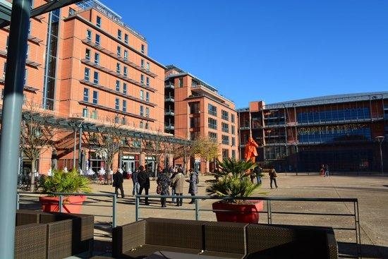 Hotel Crowne Plaza Lyon