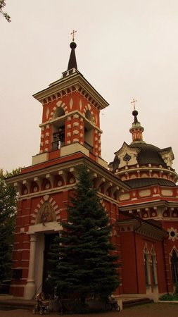 Temple of the Smolensk Icon of the Mother of God